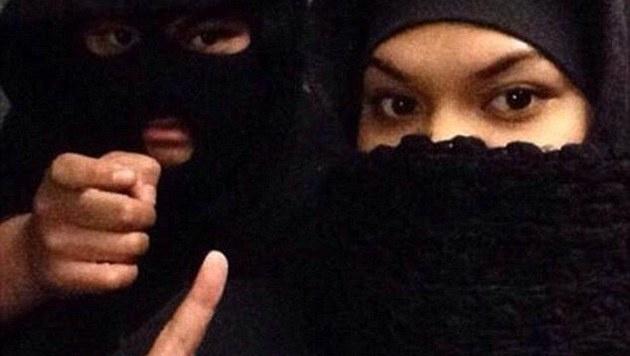 """Den """"muslimischen Bonnie und Clyde"""" droht lebenslange Haft in Australien. (Bild: facebook.com)"""