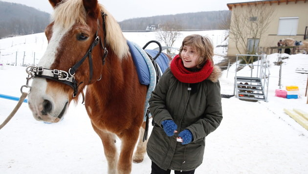 Bevor bei Vanessa Autismus diagnostiziert wurde, galt sie als geistig behindert. (Bild: Martin A. Jöchl)