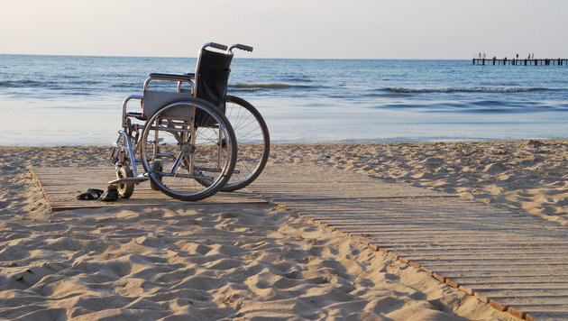 Behindertenreise wurde zum Albtraumurlaub (Bild: thinkstockphotos.de)