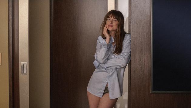 """Dakota Johnson in """"Fifty Shades Darker"""" (Bild: face to face)"""