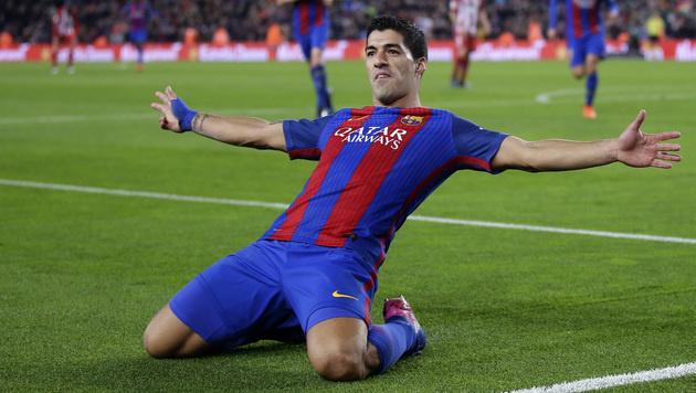 Doppel-Rot! Barcelona zittert sich ins Cup-Finale (Bild: AP)