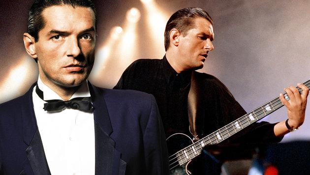 Falco-Mega-Konzert beim Wiener Donauinselfest! (Bild: Sony Music, Johannes Cizek)