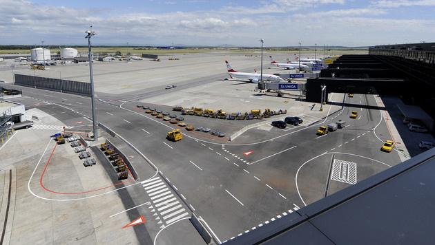 Der Flughafen Wien-Schwechat (Bild: APA/Helmut Fohringer)