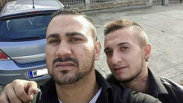 Dragan Roberto P. und sein Banden-Kollege Florin-Madalin M. (Bild: LPD NÖ)