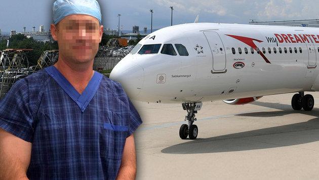 Dr. W. kann laut eigenen Angaben seiner Tätigkeit als Arzt nicht mehr nachkommen. (Bild: APA/HELMUT FOHRINGER, brizbrain.com.au)