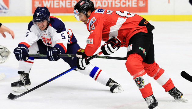 Österreich ringt die Slowakei mit 2:1 nieder (Bild: GEPA)