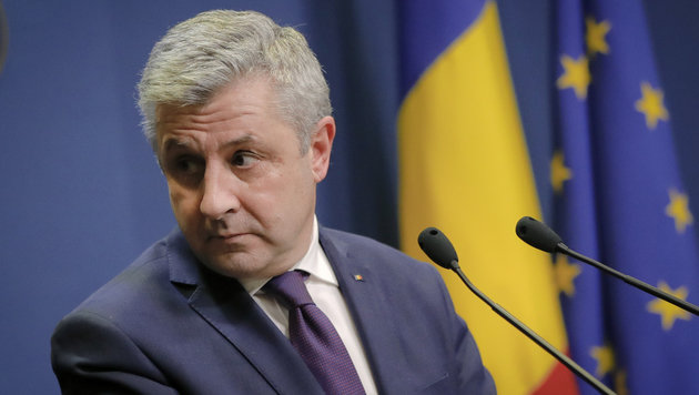 Justizminister Florin Iordache (Bild: ASSOCIATED PRESS)