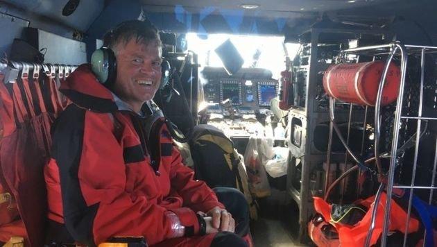 Wolfgang S. geriet vor der US-Küste in Seenot. (Bild: US Coast Guard/Ricardo Castrodad)