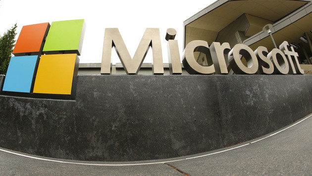 Cloud-Boom kurbelt Microsoft-Geschäft weiter an (Bild: AP)
