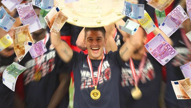 Salzburg-Star Soriano vor Wechsel nach China (Bild: APA/Krugfoto, thinkstockphotos.de)