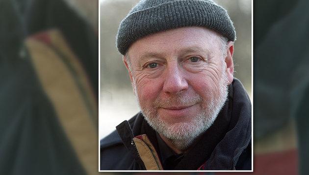Helmut Belanyecz, Präsident des Kuratoriums für Fischerei und Gewässerschutz (Bild: Gerhard Bartel)