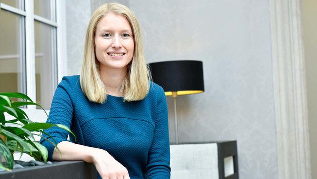 Christine Haberlander ist Gesundheitsexpertin und wird neue Landesrätin. (Bild: Markus Wenzel)