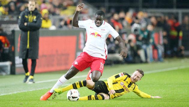 RB Leipzig: Top-Talente noch früher verpflichten (Bild: GEPA)