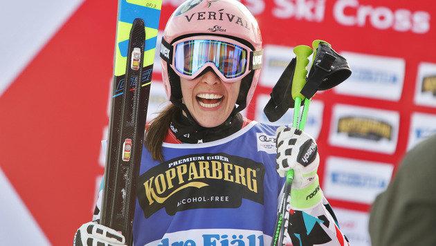 Ski Cross: Ofner bei Jubiläum auf Platz drei (Bild: GEPA)
