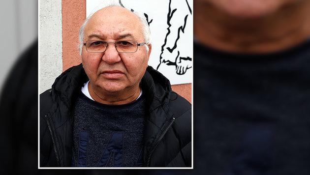 Dragisa T., der Schwager des ermordeten 55-Jährigen, kann sich die Bluttat nicht erklären. (Bild: Martin A. Jöchl)
