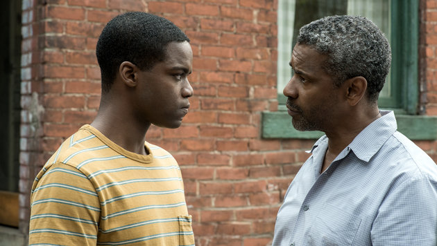 "Denzel Washingtons ""Fences"": Drama im Hinterhof (Bild: Constantin Film)"