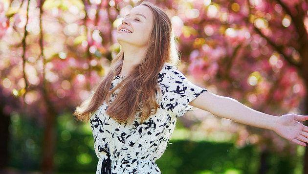 Ein Hauch von Frühling liegt in der Luft (Bild: thinkstockphotos.de)