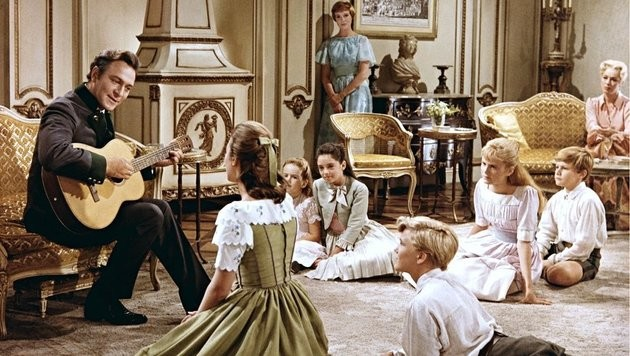 "Eine Filmszene aus ""The Sound of Music"" (Bild: 20th Century Fox)"