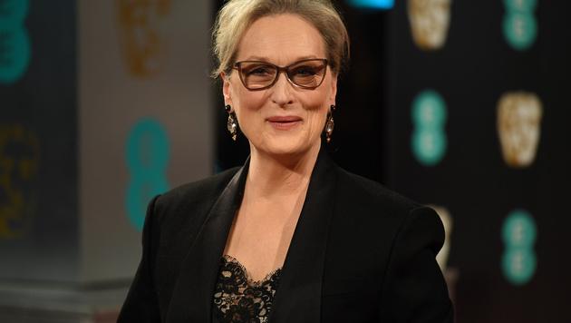 Meryl Streep (Bild: AFP)