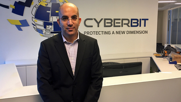 Adi Dar vom IT-Sicherheitsunternehmen Cyberbit