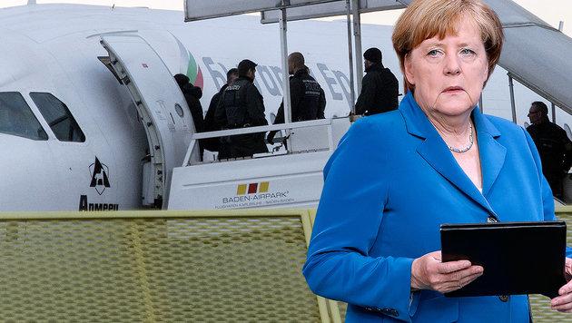 Berlin steckt 90 Millionen in freiwillige Rückkehr (Bild: APA/dpa/Daniel Maurer, AP)