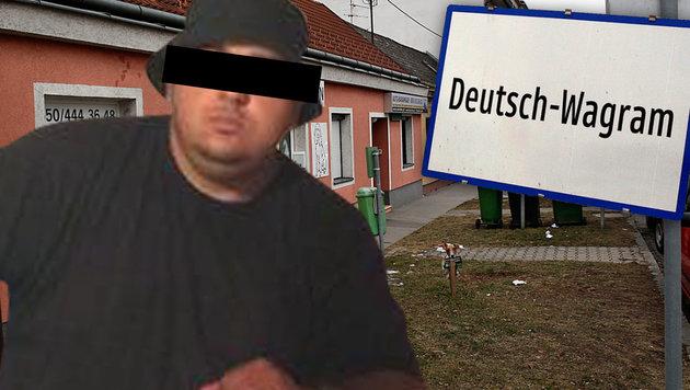"""NÖ: Doppelmörder """"resozialisierter Ex-Häftling"""" (Bild: Martin A. Jöchl)"""