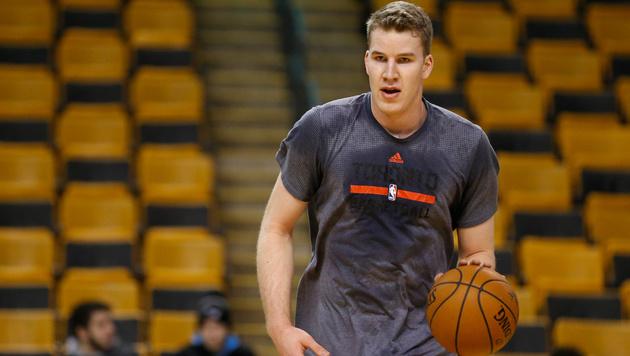Pleite für Jakob Pöltl bei seinem 30. NBA-Einsatz (Bild: GEPA)
