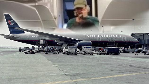 USA: Schimpfende Pilotin aus Flugzeug geschmissen (Bild: APA/AFP/Jawal A. WILSON, YouTube.com)