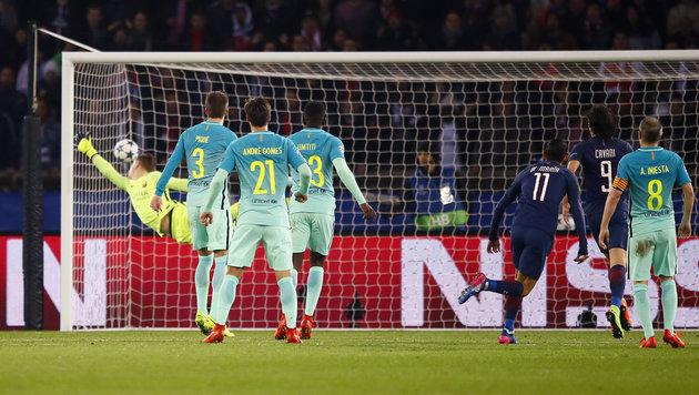 Barcelona vor Aus! Von Paris SG gedemütigt (Bild: Invision)