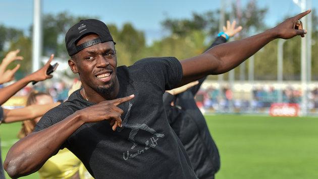 Bolt und Biles als Weltsportler des Jahres geehrt! (Bild: AFP or licensors)