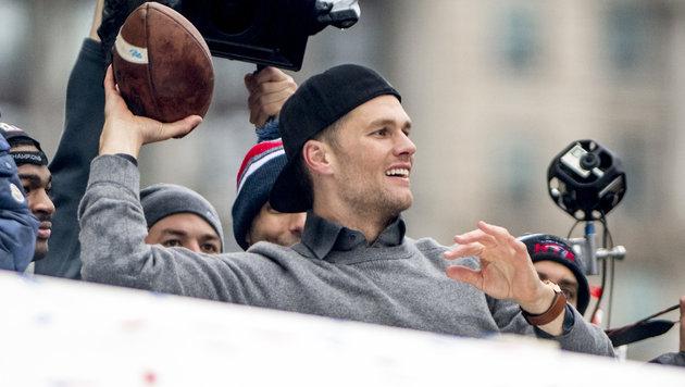 Brady: Super-Bowl-Comeback nicht sein bestes Spiel (Bild: 2017 Getty Images)