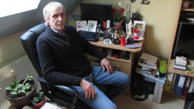 Harald F.(58)hofft auf Klärung durch die Patientenanwaltschaft (Bild: Jürgen Pachner)