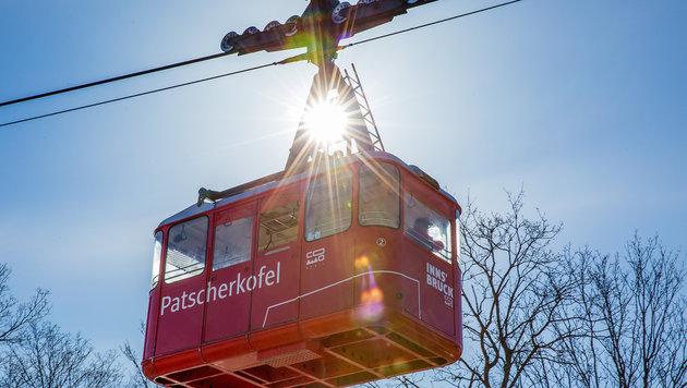 Das Aus der Patscherkofel-Pendelbahn ist fix - ob neue Pläne umgesetzt werden, ist nicht sicher. (Bild: Christian Forcher)