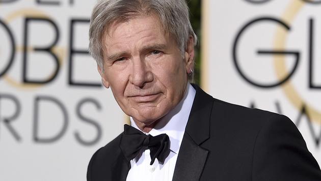 Harrison Ford (Bild: AP)