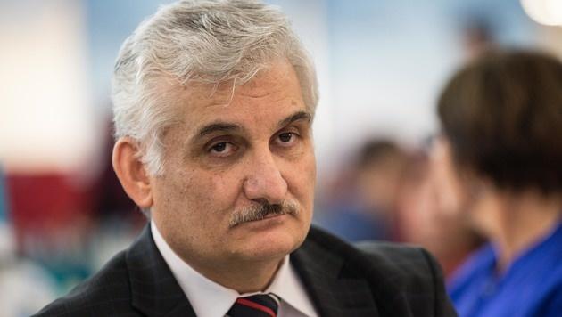 Nevzat Yasar Asikoglu, Vorsitzender der Ditib (Bild: AFP)