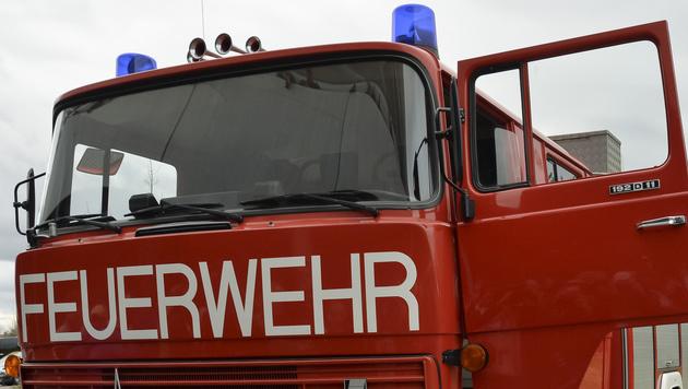 Bayern: Ein Toter bei Brand in Krankenhaus (Bild: AFP)