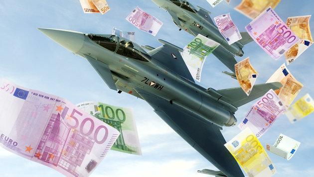 Betrug um Eurofighter: Jetzt klagt Österreich! (Bild: ÖBH, thinkstockphotos.de)