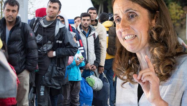 SPD-Politikerin fordert Wahlrecht für Migranten (Bild: AFP/dpa, AFP)