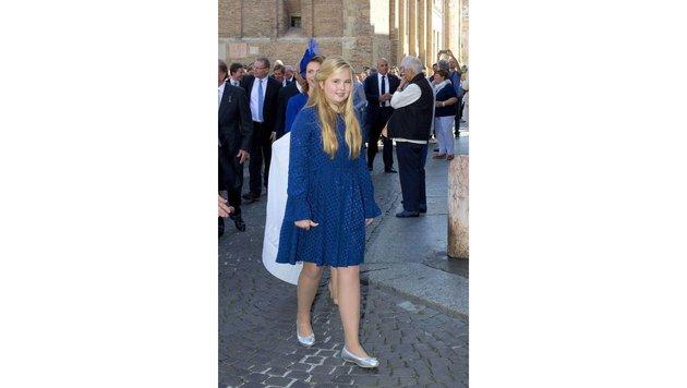 Kronprinzessin Amalia (Bild: PPE/face to face)
