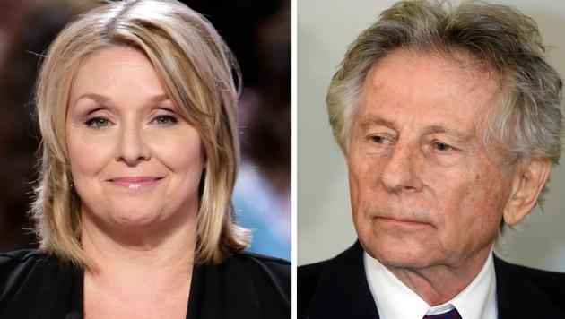Roman Polanski soll mit Samantha Geimer (li.) Sex gehabt haben, als sie 13 Jahre alt war. (Bild: AFP)