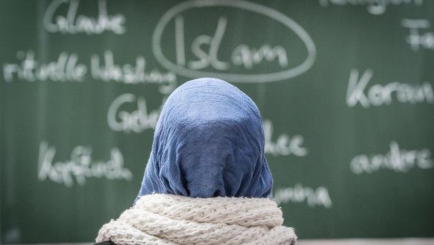 """""""Muslimische Mütter erziehen Söhne zu Versagern"""" (Bild: APA/dpa/Frank Rumpenhorst)"""