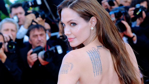 Angelina Jolie (Bild: News Pictures/face to face)
