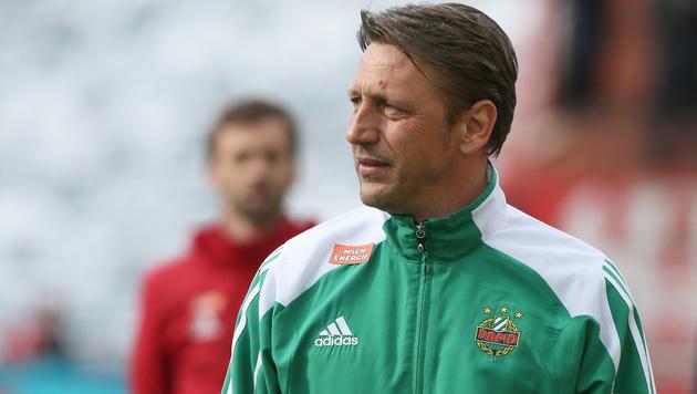 Neuer Job für Ex-Rapid-Coach Zoran Barisic (Bild: GEPA)