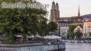 ÖBB Nightjet: Reise nach Zürich mit Stil (Bild: Zürich Tourismus)
