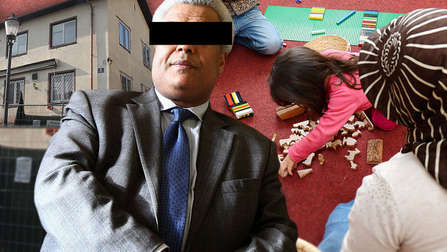 Islam-Kindergärten in Wien: Steuergeld veruntreut (Bild: picturedesk.com/Deak Marcus, ANDI SCHIEL, APA/dpa/Uli Deck)