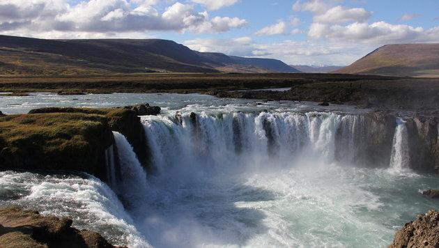 Island: Naturparadies aus Feuer und Eis (Bild: G.E.U.S TV)