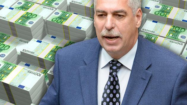 ÖVP-Finanzminister Hans Jörg Schelling (Bild: APA/Roland Schlager, thinkstockphotos.de)
