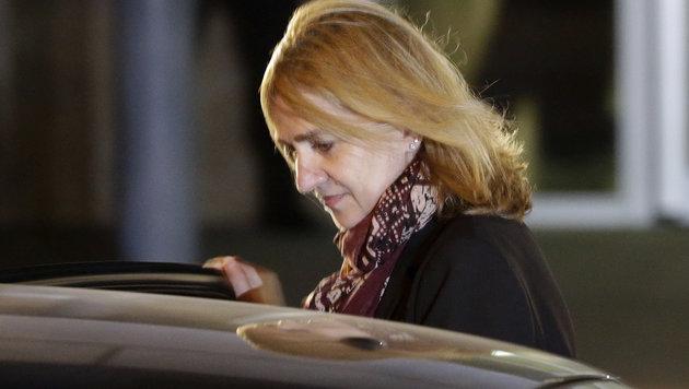 Spanisches Gericht spricht  Infantin Cristina frei (Bild: Associated Press)