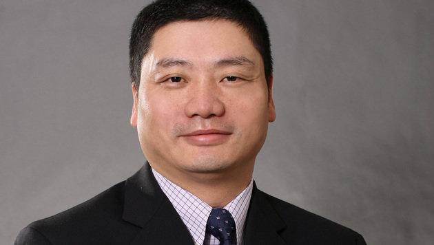 Johnson Jia ist Senior Vice President bei Lenovos PCs & Smart Device Business Group. (Bild: Lenovo)