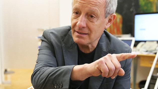 Grünen-Aufdecker Peter Pilz (Bild: Zwefo)